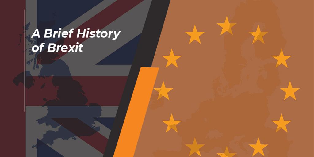 A brief history f brexit