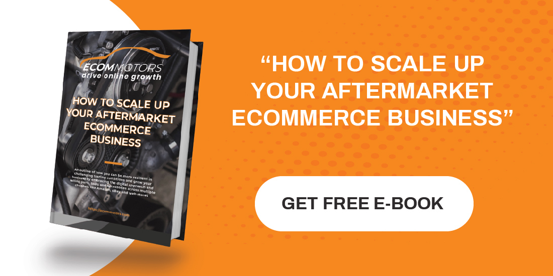 How to scale up ecommerce aftermarket business